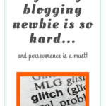 This Experiment Called… Blogging Problems